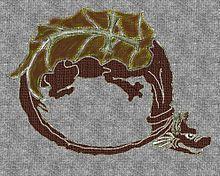 Эмблема ордена Дракона