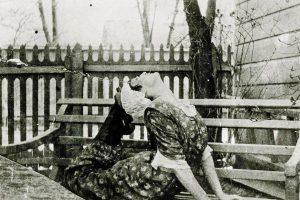 Анна Ахматова, 1916 г.
