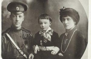 Николай Гумилев и Анна Ахматова