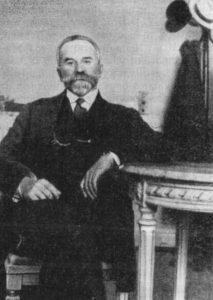 Николай Михайлович Покровский, брат матери, известный московский врач, прототип доктора Преображенского