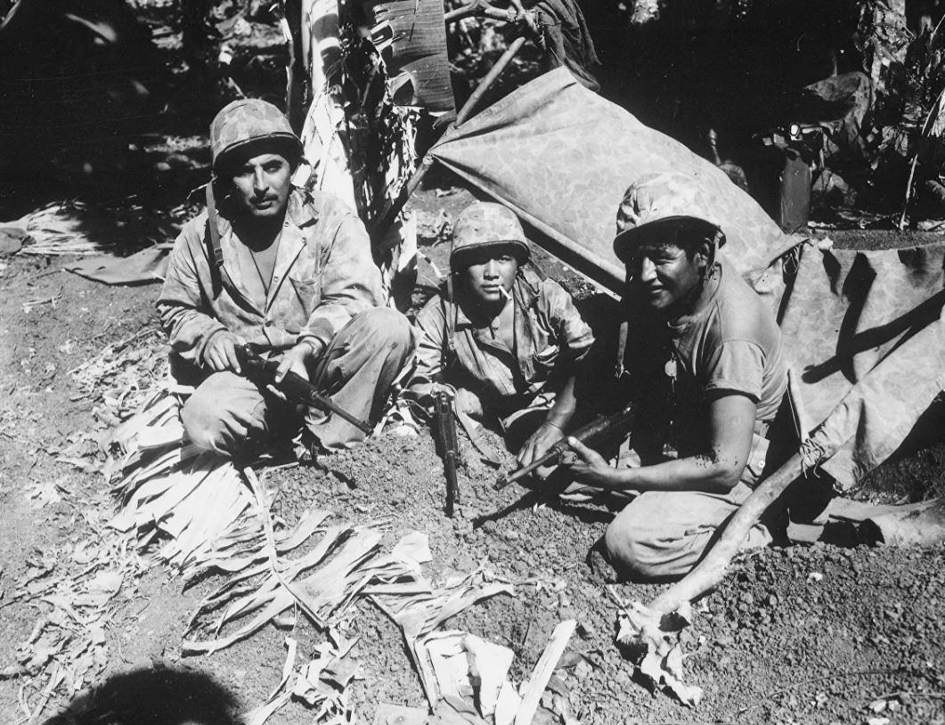 Американские радисты навахо