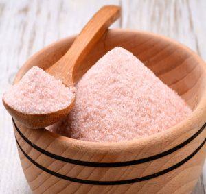 Розовая «царская» соль