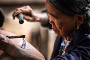Древние татуировки