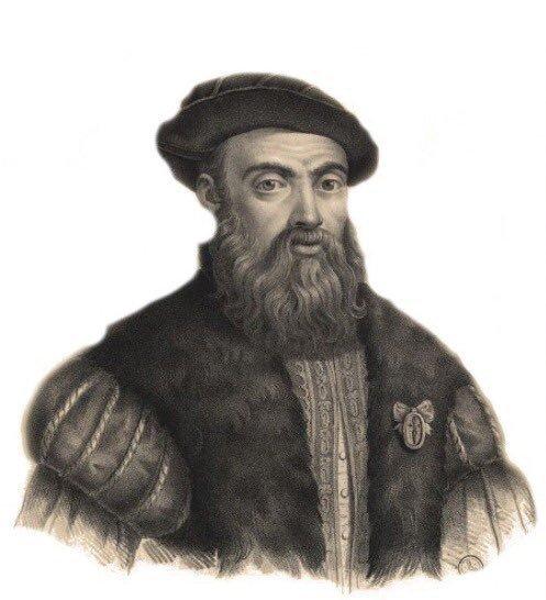 Фернан Магеллан (1480-1521)
